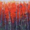 crimson forest_36x60